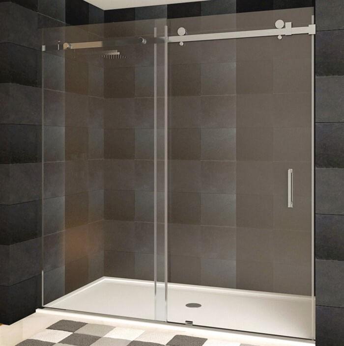 Modern İki Duvar Arası Duşakabin