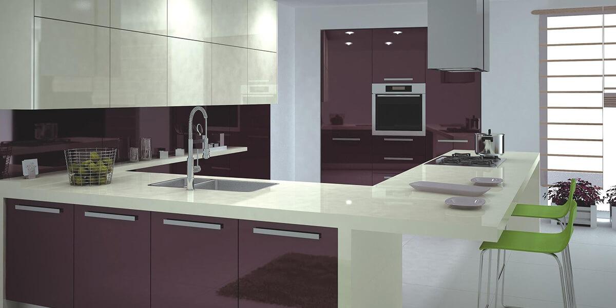 Modern Mutfak Dolabı Modelleri