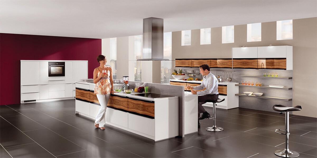 Şık ve Modern Mutfak Dolapları